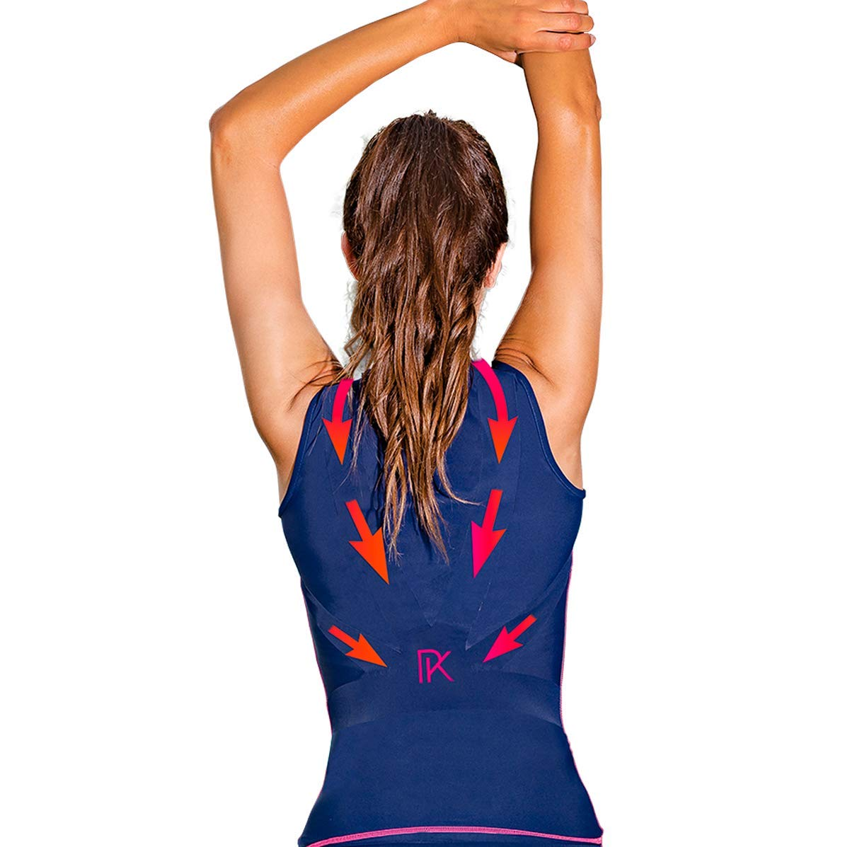 test mal dos correcteur posture percko femme
